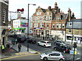 TQ2496 : High Street Barnet by Keith Evans