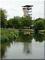 SP0984 : Grand Union Canal near Small Heath, Birmingham by Roger  Kidd