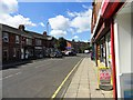 NZ2261 : Local shops in Dunston by Robert Graham