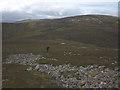 NO0682 : Climbing Carn Creagach by Karl and Ali