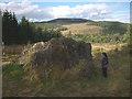 NO1464 : Clach-na-Coileach, Glen Shee by Karl and Ali