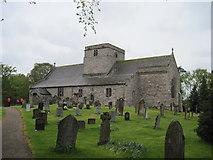 NY4826 : St  Michael's  Parish  Church  Barton by Martin Dawes