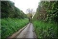 TQ0420 : Coombelands Lane by N Chadwick