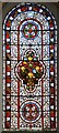 TQ6794 : St Mary Magdalene, Billericay - Stained glass window by John Salmon