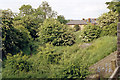 SK4314 : Site of Coalville LNWR station, 1988 by Ben Brooksbank
