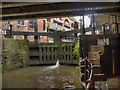 SJ8397 : Lock#91, Rochdale Canal by David Dixon