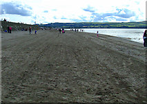 NS3321 : Ayr beach by Thomas Nugent