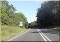 SP1453 : B439 west of Binton Bridge road junction by John Firth