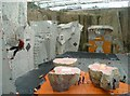 NT1270 : Ratho Climbing Centre by kim traynor