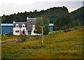 NN2634 : Glen Orchy Farm by John Allan
