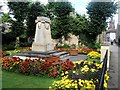 TL1860 : St Neots War Memorial by Paul Gillett
