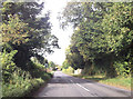 SP7720 : Entering Pitchcott from Whitchurch by John Firth