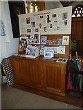 ST6601 : St Mary, Cerne Abbas: bookstall by Basher Eyre