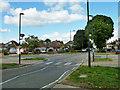 TQ1288 : Pedestrian Crossing, Rayners Lane by Robin Webster