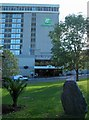 SX4754 : Holiday Inn hotel Plymouth by Steve  Fareham