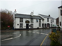 NY0603 : The Wheatsheaf Inn, Gosforth by Alexander P Kapp