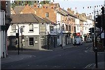SU7682 : Duke Street from Reading Road by Bill Nicholls