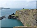 SM7931 : Cliff diving board, Blue Lagoon by Oliver Dixon