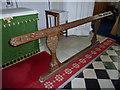 ST5561 : Saint Andrew, Chew Stoke: communion rail (B) by Basher Eyre