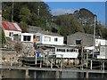 SX4554 : Mount Wise boatyard by Steve  Fareham