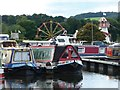 SO8171 : The centre of Stourport-on-Severn by Christine Johnstone