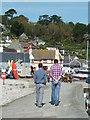 SY3391 : Mates, Lyme Regis by Chris Allen