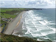 SM8422 : Newgale Sands by Oliver Dixon