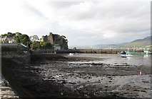 J1811 : Carlingford Harbour at low tide by Eric Jones