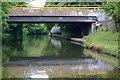 SP1084 : Bridge No 88A near Tyseley, Birmingham by Roger  Kidd