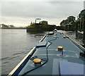 SK8061 : Approaching Cromwell Lock by Graham Horn