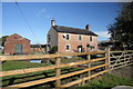 SJ7977 : Mountpleasant Farm by Peter Turner