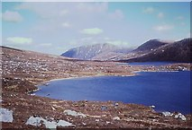 NH0077 : Lochan Fèith Mhic'-ilean by Richard Webb