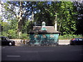 TQ2679 : Cabman's shelter, Kensington Road by PAUL FARMER