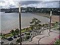 SX9163 : Rock Walk viewing platform by Richard Dorrell