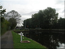 SE4326 : Bulholme Lock by John Slater
