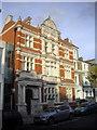 TQ2475 : Putney Library, Disraeli Road by PAUL FARMER