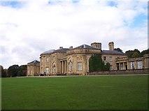 SD8304 : Heaton Hall in Heaton Park by Raymond Knapman