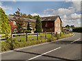 SJ8880 : Bent Farm by David Dixon