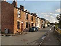 SJ9274 : Macclesfield, Black Lane by David Dixon