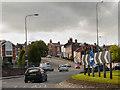 SJ9174 : Macclesfield, Hibel Road (A537) by David Dixon
