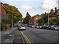 SJ9273 : Macclesfield, Buxton Road (A537) by David Dixon