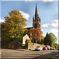 SJ9273 : St Paul's Parish Church by David Dixon