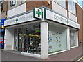 TQ7656 : paydens pharmacy, Week Street / Brewer Street, ME14 by Mike Quinn