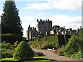 NO3848 : Glamis Castle from the east by M J Richardson