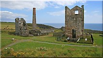 X4598 : Tankardstown Engine Houses by Paul O'Farrell