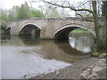 NY4624 : Pooley  Bridge  and  River  Eamont by Martin Dawes