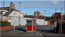 J3375 : Frederick Street car park, Belfast (3) by Albert Bridge