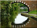 SP1491 : Hanson's Bridge near Castle Vale, Birmingham by Roger  Kidd