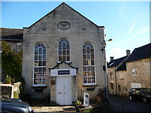 SO8609 : Converted chapel in Painswick by Jeremy Bolwell