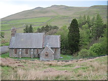 """NY4319 : The """"new""""  church.  St  Peter  Martindale by Martin Dawes"""